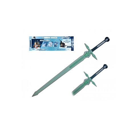 Sword Art Online Kirito's Dark Repulsor Foam Sword