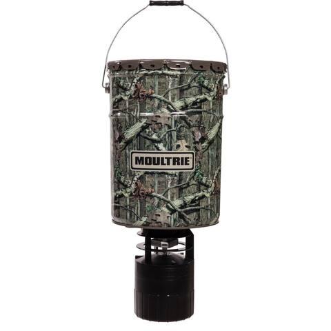 Moultrie MFG-13058 Pro Hunter Hanging Feeder, 6.5-Gallon
