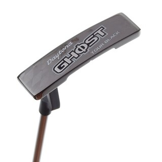 "New TaylorMade Ghost Tour Black Daytona Putter 35"" LEFT HANDED +HC"