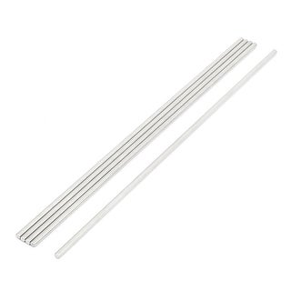 DIY Car RC Helicopter Model Toy Stainless Steel Axles Rod Bars 3mmx200mm 5pcs