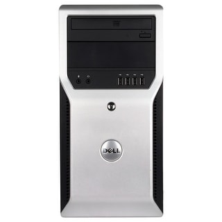 Dell Precision T1600 Workstation Tower Intel Xeon E3-1225 3.1G 8GB DDR3 1TB NVS300 Windows 7 Pro 1 Year Warranty (Refurbished)