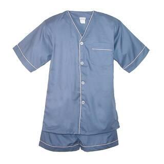 Ten West Apparel Men's Short Sleeve Short Leg Pajama Set|https://ak1.ostkcdn.com/images/products/is/images/direct/1a5c50f91a9929247c2afdfce35f09595288643b/Ten-West-Apparel-Men%27s-Short-Sleeve-Short-Leg-Pajama-Set.jpg?impolicy=medium