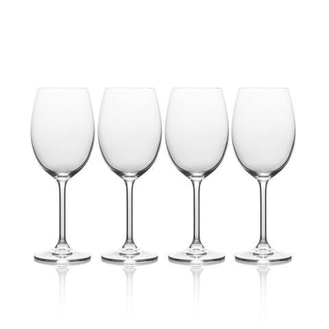 Mikasa 'Julie' 16.5 oz. White Wine Glass (Set of 4)
