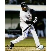 Signed Rodriguez Alex New York Yankees 8x10 autographed