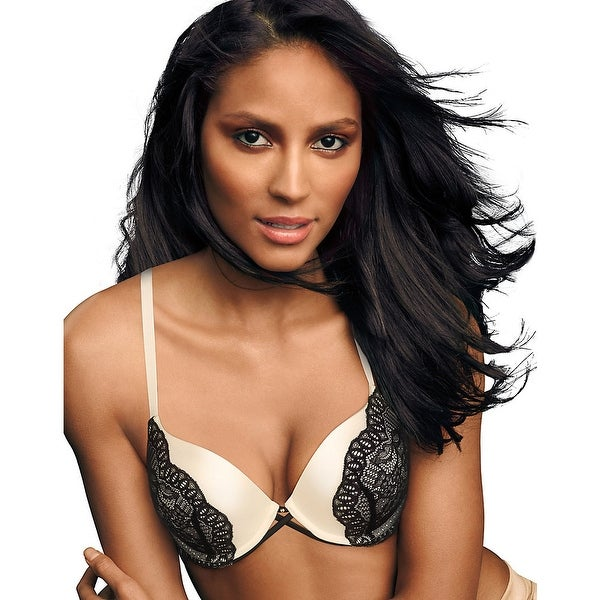 37fbe46cf604f Maidenform Love the Lift® Custom Lift Extra Coverage Push-Up Bra - Size -