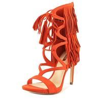 Guess Abria Women  Open Toe Suede  Sandals
