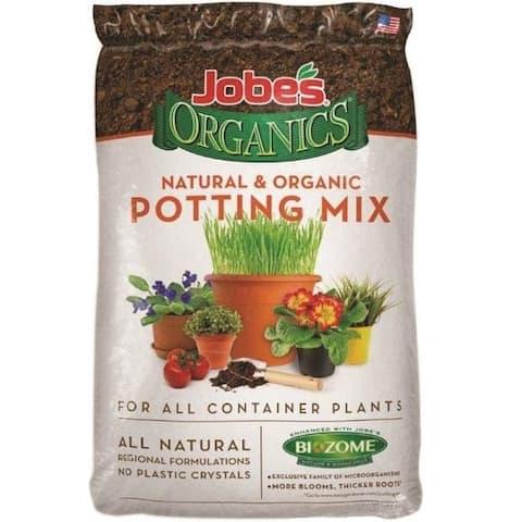 Easy Gardener 08708P Jobes Organic Potting Mix, 8 Quart