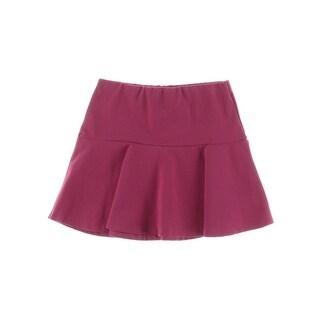 Polo Ralph Lauren Girls Flounce Skirt Ruffled