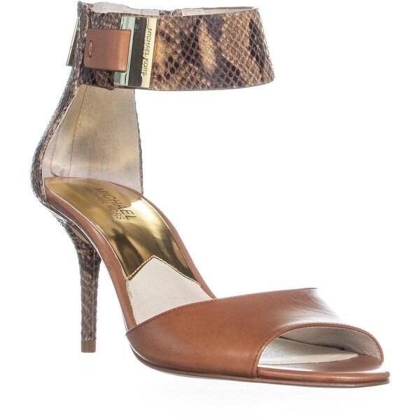 65a3d52938b Shop MICHAEL Michael Kors Guiliana Open Toe Sandals