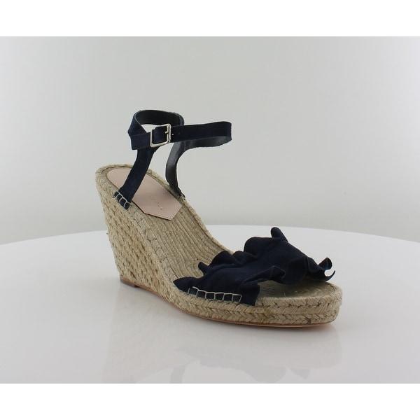 Loeffler Randall Gabby Women's Sandals & Flip Flops Eclipse Blue - 10