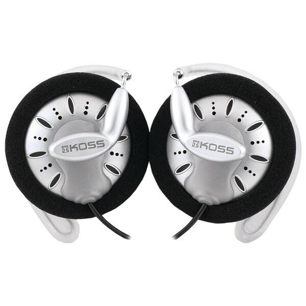 Koss 180125 Ksc75 Sportclip(Tm) Ear-Clip Headphones