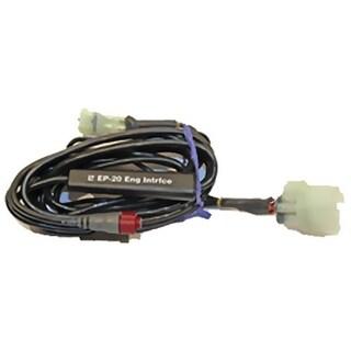 LOWRANCE 120-37 YAMAHA ENGINE INTERFACE CABLE Lowrance Yamaha Engine Interface Cable - Red