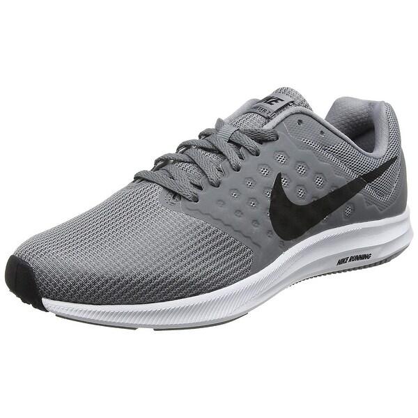 Shop Nike Men's Downshifter 7 Running Shoe StealthBlack