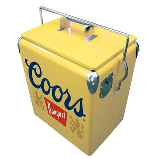 Koolatron CBVC-13 COORS Banquet 13L Ice Chest
