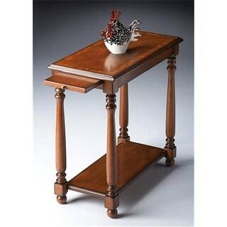 Butler 5017101 Chairside Table - Olive Ash Burl