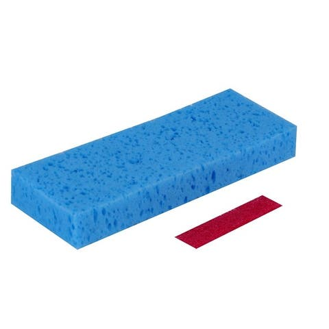 Quickie 0442 Automatic Sponge Mop Refill, 9""