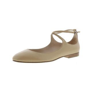 Via Spiga Womens Yovela Ballet Flats Criss-Cross