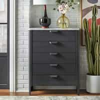 Deals on Simple Living Keely 5-Drawer Chest