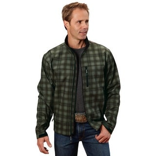 Roper Jacket Mens Outerwear Zipper Long Sleeve 03-097-0780-0722 BR
