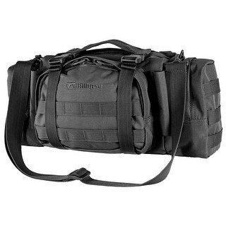 Kiligear 3-Way Tactical Modular Deployment Bag - Black - 910102