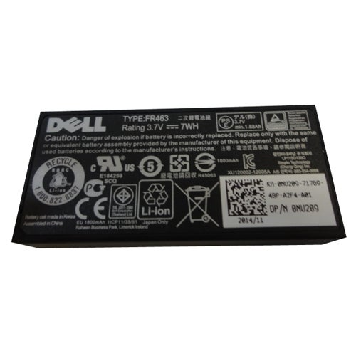 New Dell PowerEdge 1900 1950 2950 Raid Controller Battery Backup NU209 P9110