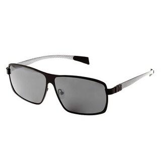Breed Finlay Men's Titanium Sunglasses - 100% UVA/UVB Prorection - Polarized Lens - Multi
