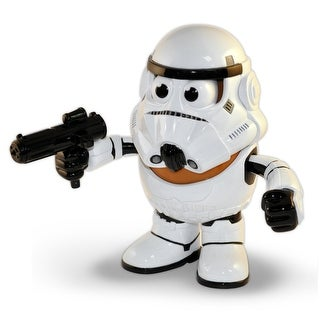Star Wars Mr. Potato Head Spudtrooper Stormtrooper Figure - multi