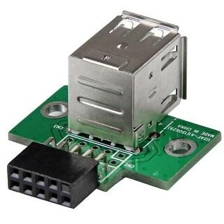 Startech.Com 2 Port Usb Motherboard Header Adapter (Usbmbadapt2)