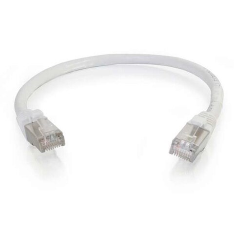 12 ft. Cat6 Snagless Shielded-STP Ethernet Network Patch Cable -