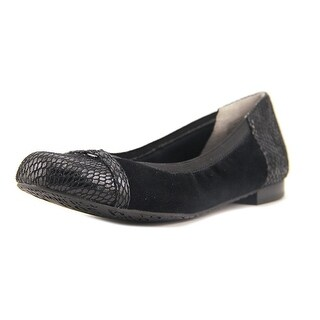 Ros Hommerson Rosita Black/Snake Flats