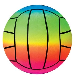 "Hedstrom 54-5262BX Volleyball, 8.5"", Multicolored"