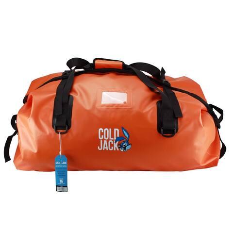 Cold Jack CJDB60 Waterproof Roll-Top Duffel