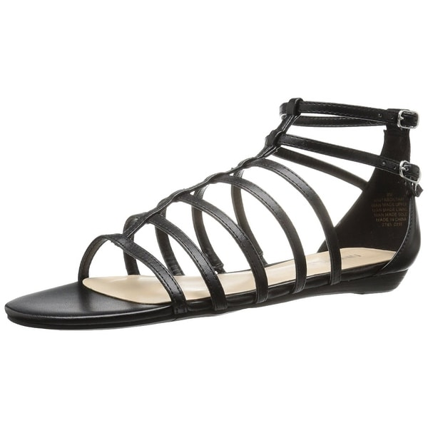 Nine West Womens abouthat Open Toe Casual Strappy Sandals