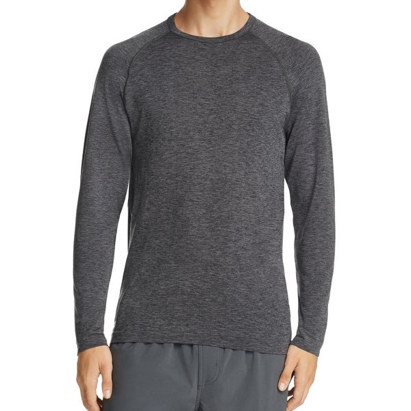 f6d789a6b82 Shop Rhone Mens Small Forge Long Sleeve Athletic Tee T-Shirt - Free  Shipping On Orders Over  45 - Overstock - 22312000