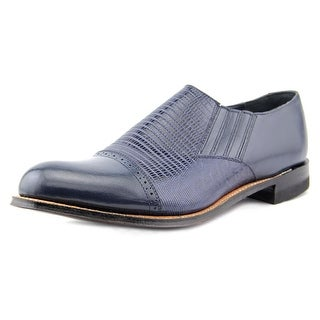 Stacy Adams Madison Slip On Men Round Toe Leather Oxford