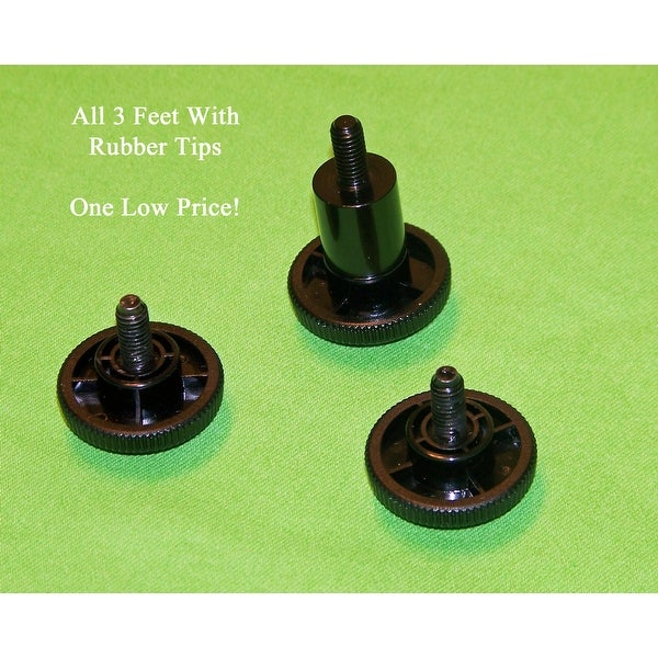 OEM Epson Set Of Projector Feet Originally Shipped With: EB-575Wi, EB-570