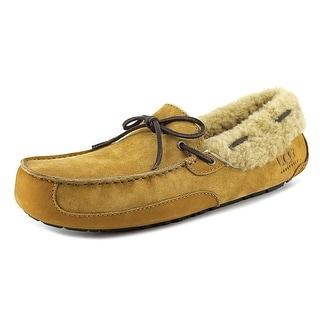Ugg Australia Fleming Moc Toe Suede Slipper
