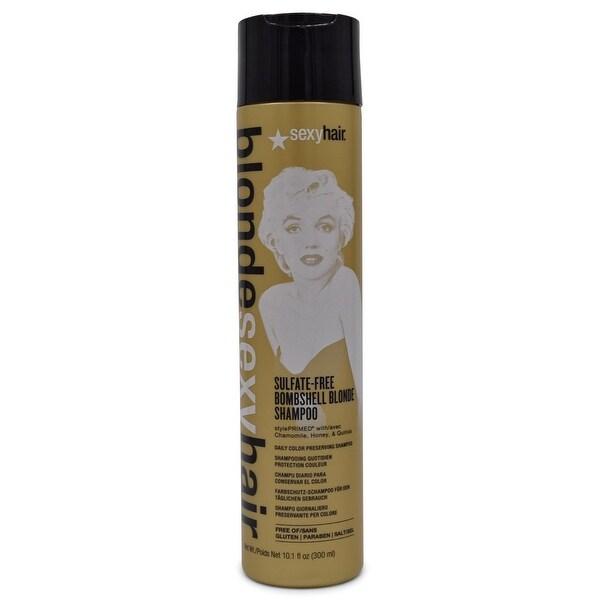 SEXYHAIR | Sexy Blonde Sexy Hair Sulfate-Free Bombshell Blonde Shampoo 10.1 fl oz