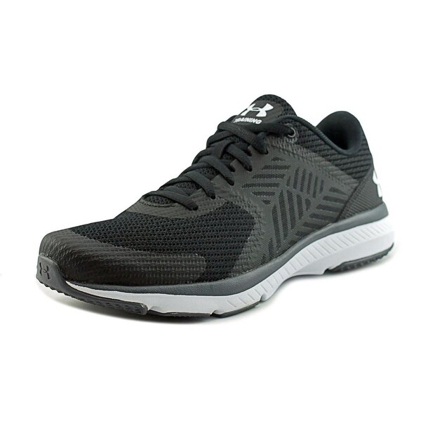 Under Armour Micro G Press TR Women Round Toe Synthetic Black Cross Training