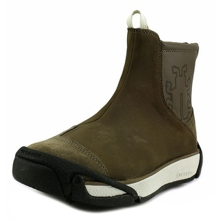 Icebug Glava Bugweb Youth Round Toe Leather Brown Boot
