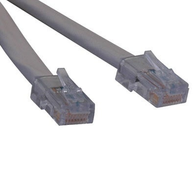 Tripp Lite T1 Shielded Rj48c Cross-Over Cable (Rj45 M/M), 10-Ft. (N266-010)
