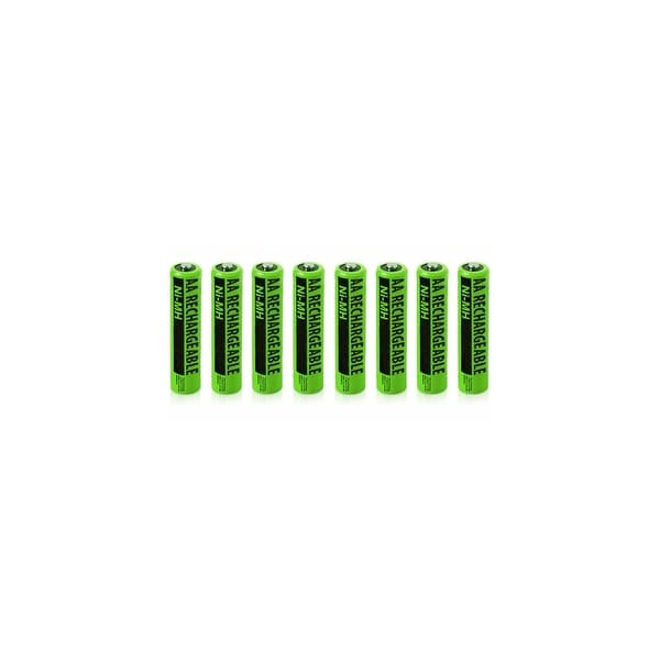 Battery for Cobra AA (8-Pack) Replacement Battery