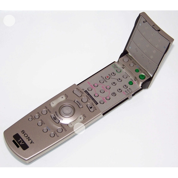 OEM Sony Remote Control Originally Shipped With: KV30HS510, KV-30HS510, KV34HS510, KV-34HS510