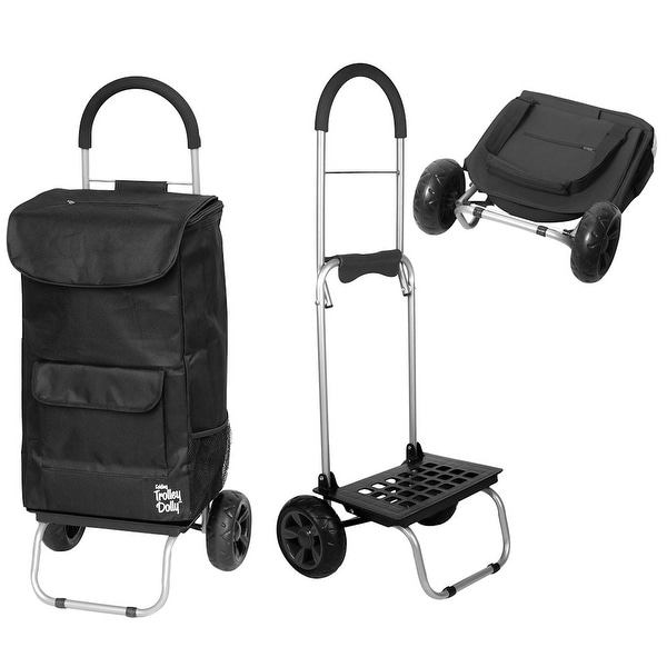 45ce360f287a Shop dbest products Bigger Trolley Dolly - Foldable Hand Cart and ...