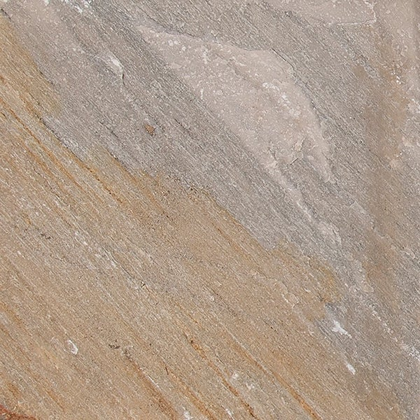"""MSI SGLDQTZ2424G 24"""" x 24"""" Square Wall & Floor Tile - Smooth Quartzite Visual - Sold by Piece - Natural"""