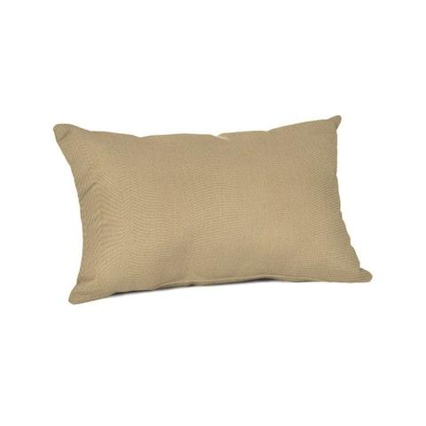 Sunbrella Rectangular Throw Pillow (20 x 13 in.)