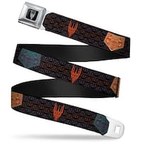 Smaug Icon Full Color Black Gray Smaug Icon Banners Black Purple Dark Seatbelt Belt