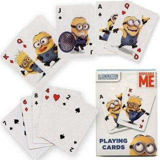 Despicable Me Minions Jumbo Playing Cards - multi