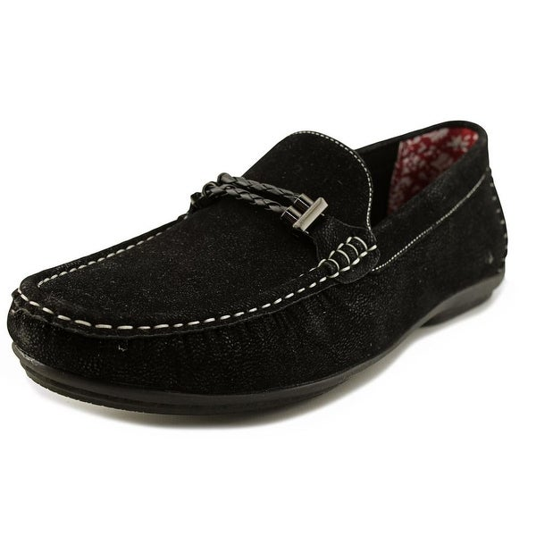 Stacy Adams Percy Men Black Loafers