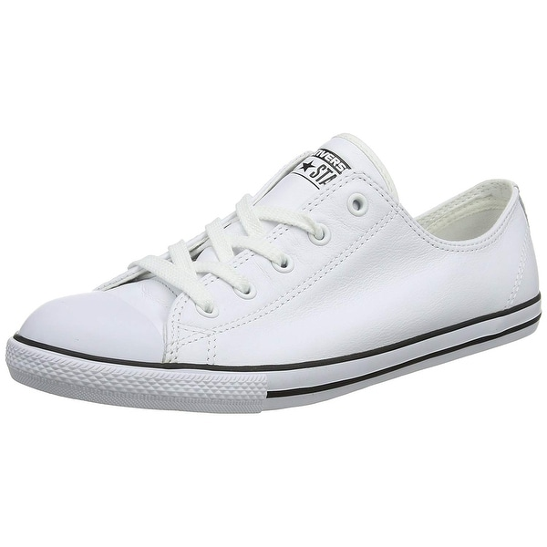 Shop Converse All Star Dainty Ox Womens Sneakers White - Free Shipping  Today - Overstock - 22812363 8630ac4743f4